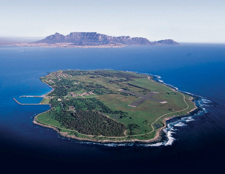 Robben island day tour