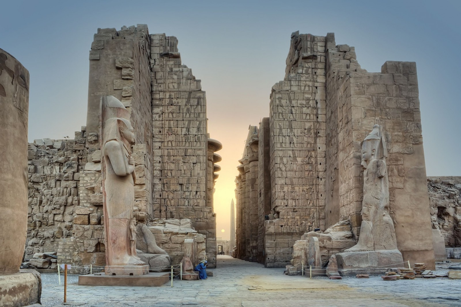Karnak Temple Tour