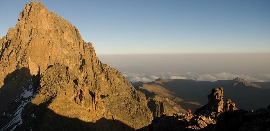 Mount K
