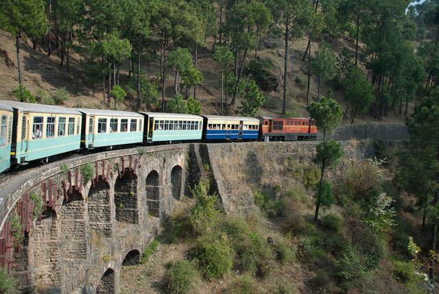 Railway in Shimla