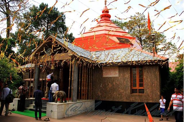 Shimla - Jakhoo Temple